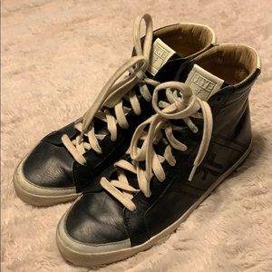 Frye High Top Sneakers Size 9.5M